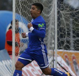 David Pizarro anota su primer gol y brinda agónico triunfo a la U ante Curicó Unido