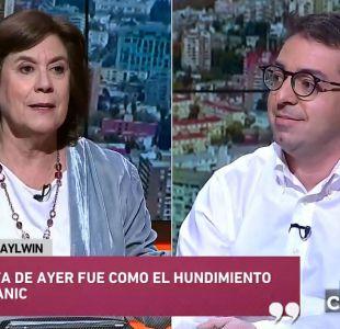 [VIDEO] Mariana Aylwin: Si yo hubiera sido el diputado Rincón, me habría echo a un lado