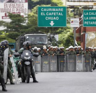 Gobierno de Chile rechaza la Asamblea Constituyente venezolana