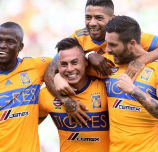 Así marchan los equipos de los jugadores chilenos en Europa y México