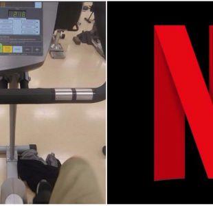 Cyflix: el invento que conecta a Netflix con una bicicleta estática para hacer ejercicios