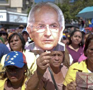 Venezuela: Hija de Ledezma señala que al parecer fue trasladado a la cárcel de Ramo Verde