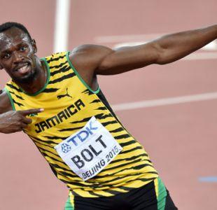Cuándo compiten Usain Bolt y las otras figuras del Mundial de Atletismo que transmite Canal 13