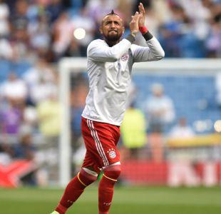 [VIDEO] La dura temporada que deberá afrontar Arturo Vidal con el Bayern Munich