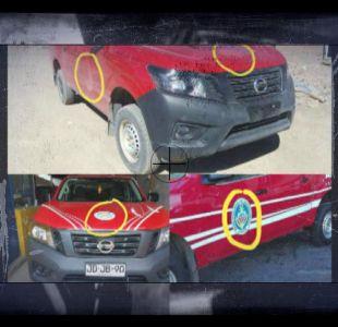 Reportajes T13: Vehículos robados en Chile se venden en Bolivia