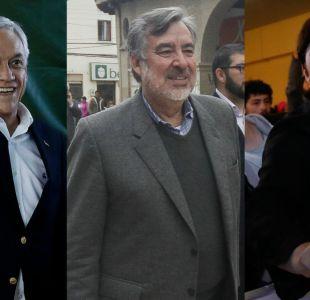 Adimark: Piñera lidera sondeo y Sánchez supera por primera vez a Guillier en mención espontánea