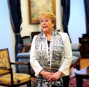Bachelet e informe del Gobierno sobre impacto de reforma a pensiones: Desconozco cuán serios son