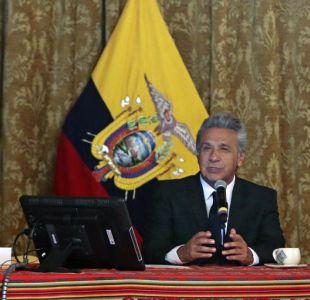 Avión presidencial de Ecuador aterriza de improviso en Antofagasta por problema mecánico