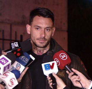 [VIDEO] Menor de edad fue detenido por participar de millonario robo a Mauricio Pinilla