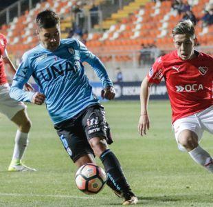 Iquique vuelve a caer ante Independiente y se despide de la Copa Sudamericana