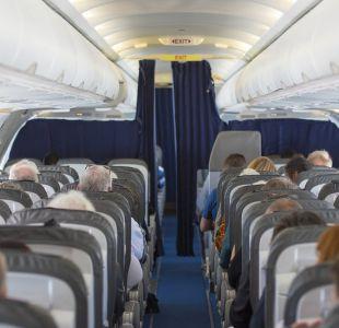 Lo que se siente ser la pasajera obesa del avión