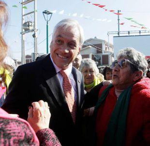 Piñera por polémica Guillier-Banco Estado: Una elección no es una competencia de billeteras