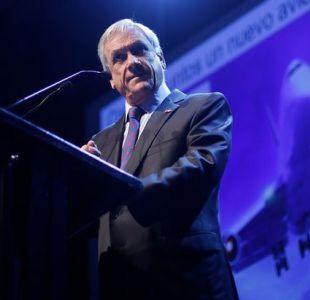 Piñera le responde a Valdés: Tiene que decidir si va a ser ministro o un operador político