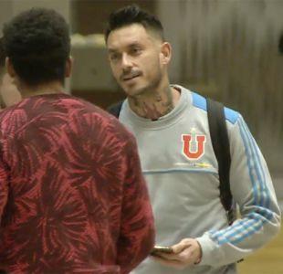[VIDEO] Listo para debutar: Pinilla es citado y concentra para duelo de la U ante Temuco