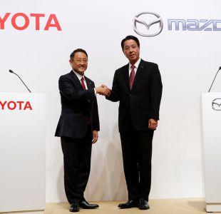 Toyota y Mazda sellan acuerdo