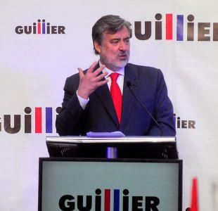 Las referencias del discurso de Guillier: Lagos, Piñera y Aylwin