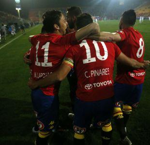 [VIDEO] Goles Fecha 2: Unión Española vence a la UC en Santa Laura