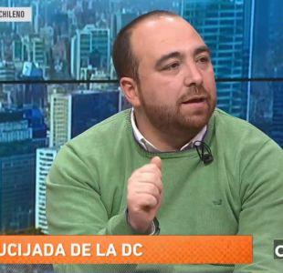 [VIDEO] Fuad Chahín: Me complica que nuestro partido se cierre al mundo independiente