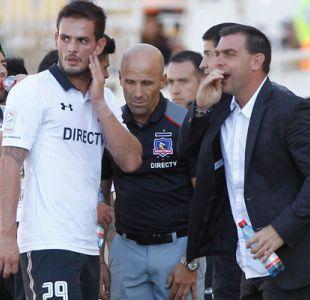 Ausencia de Octavio Rivero en duelo frente a O'Higgins desata nueva polémica en Colo Colo