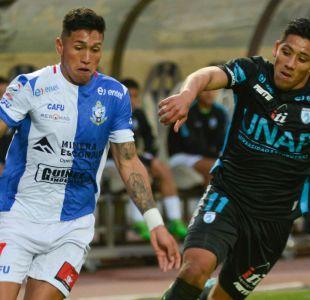 [Minuto a Minuto] Antofagasta e Iquique empataron por el Torneo de Transición