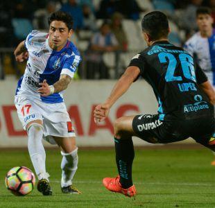 Antofagasta e Iquique cierran la fecha con un empate en el Calvo y Bascuñán