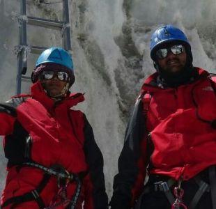 Dos policías son despedidos por simular que habían conquistado el Everest