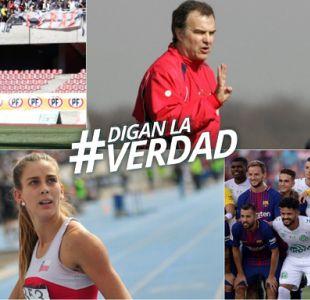"""[VIDEO] DLV en la Web con Bielsa en """"La Roja"""", futuro de Alexis, Mundial de Atletismo y más"""