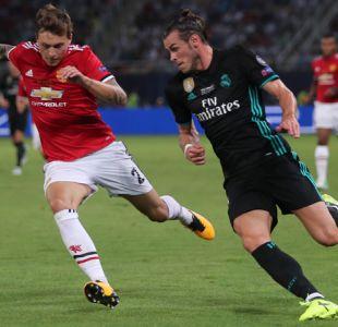 [VIDEO] El triunfo del Real Madrid sobre Manchester United en la Supercopa