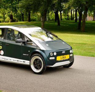 [VIDEO] Holandeses construyen el primer automóvil estructuralmente biodegradable del mundo