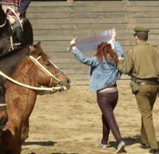 [VIDEO] La guerra comunal del rodeo