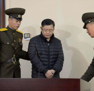 Corea del Norte libera a pastor canadiense condenado a cadena perpetua