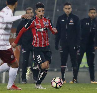 """Brayan Véjar asegura que en Colo Colo """"el tema de Octavio Rivero ya está cerrado"""""""