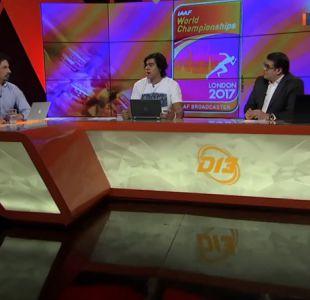 [VIDEO] Revive el desarrollo de la sexta jornada del Mundial de Atletismo en Canal 13
