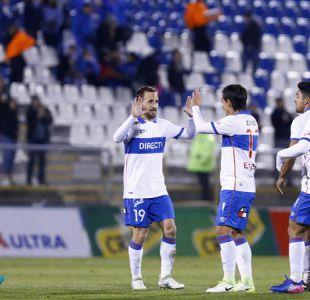 [VIDEO] El triunfo de Universidad Católica sobre Rangers en Copa Chile