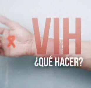 [VIDEO] Reportajes T13: ¿Cómo enfrentar la epidemia VIH / Sida en Chile?