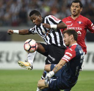 Raúl Olivares es figura en Wilstermann que elimina a Atlético Mineiro de la Libertadores