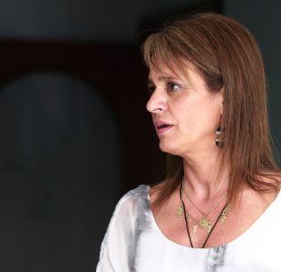 Jacqueline van Rysselberghe: Hasta mi nana es de la UDI
