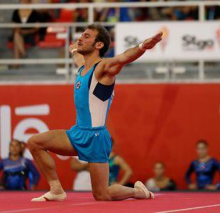 [VIDEO] La rutina con que Tomás González llegó a final del Panamericano de Lima