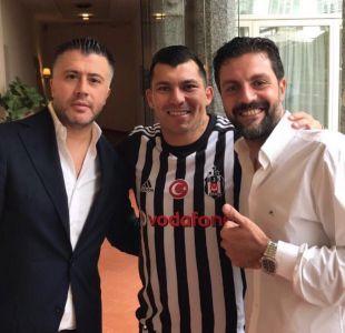 Besiktas anuncia oficialmente la llegada de Gary Medel