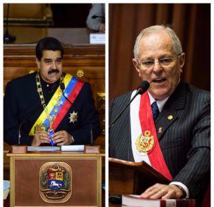 Perú y Venezuela expulsan mutuamente a sus diplomáticos.