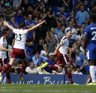 Chelsea inicia su defensa de la Premier League con sorpresiva derrota ante Burnley