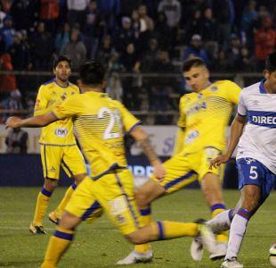 [VIDEO] Goles Fecha 3: La UC y Everton igualaron en San Carlos