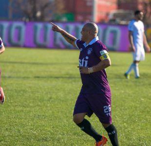 [VIDEO] Humberto Suazo marca dos goles y brinda triunfo a San Antonio en Segunda División