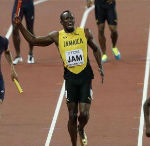 [VIDEO] El momento más triste: La lesión que derribó a Usain Bolt