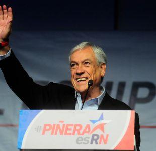Cadem: Piñera sigue doblando las preferencias en medio de semana marcada por Acuerdo Parlamentario