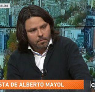 [VIDEO] Las definiciones de Alberto Mayol sobre Venezuela