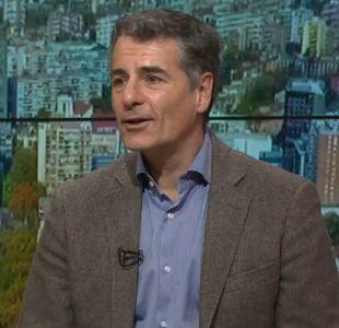 [VIDEO] Andrés Velasco por pensiones: En Chile tenemos demasiada gente desprotegida