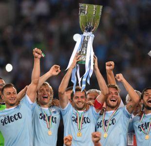 Lazio derrota en la agonía a Juventus y conquista la Supercopa de Italia