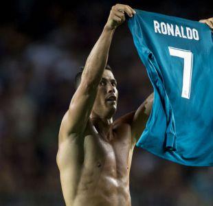 [FOTOS] Cristiano las hizo todas: Marcó un golazo, lo expulsaron y empujó al árbitro