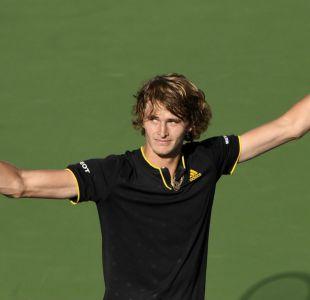 Alexander Zverev derrota a Roger Federer y se corona en el Masters de Montreal
